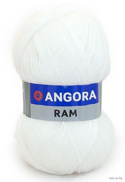 YarnArt. Angora RAM №501 (100 г; 500 м) — фото, картинка