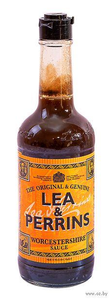 "Соус вустерширский ""Lea&Perrins"" (290 мл) — фото, картинка"