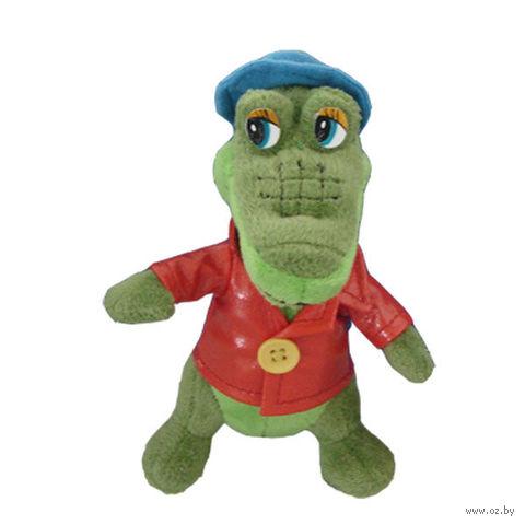 "Мягкая игрушка-брелок ""Крокодил Гена"" (13 см) — фото, картинка"