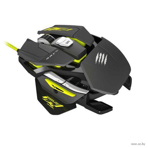 Проводная оптическая мышь Mad Catz R.A.T.PRO S Gaming Mouse
