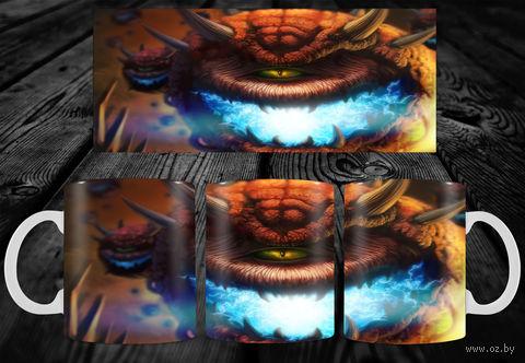 "Кружка ""Doom"" (арт. 7) — фото, картинка"