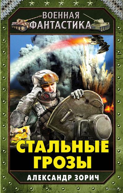 Стальные грозы. Александр Зорич