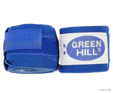Бинт боксёрский BP-6232a (2,5 м; синий) — фото, картинка