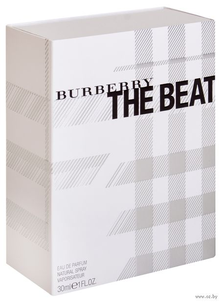 "Парфюмерная вода для женщин Burberry ""The Beat"" (30 мл) — фото, картинка"