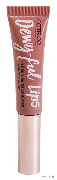 """Масло для губ """"Ухаживающее. Dewy-ful Lips Conditioning"""" тон: 020, let's dew this! — фото, картинка"""