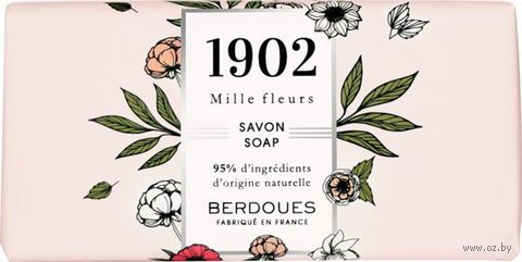 "Мыло ""Mille Fleurs"" (140 г) — фото, картинка"