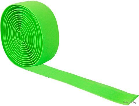 Обмотка велосипедного руля (зеленая; арт. 380365) — фото, картинка
