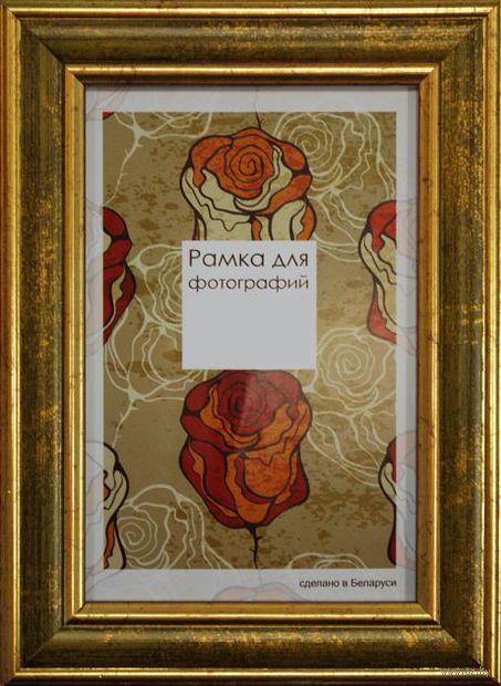 Рамка деревянная со стеклом (15х21 см, арт. 229/16)