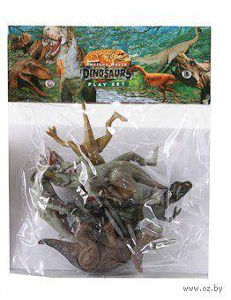 """Набор фигурок """"Динозавры"""" (арт. Н44219)"""