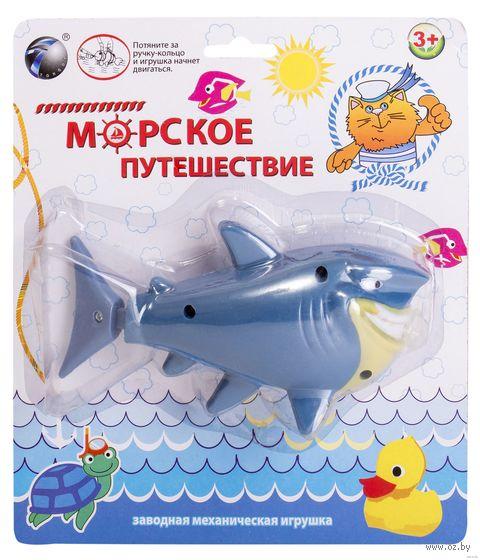 """Заводная игрушка для купания """"Морское путешествие"""" (арт.YS1378-2)"""