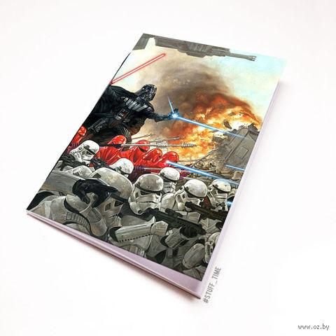 """Блокнот """"Звездные войны"""" (А5; арт. 448) — фото, картинка"""