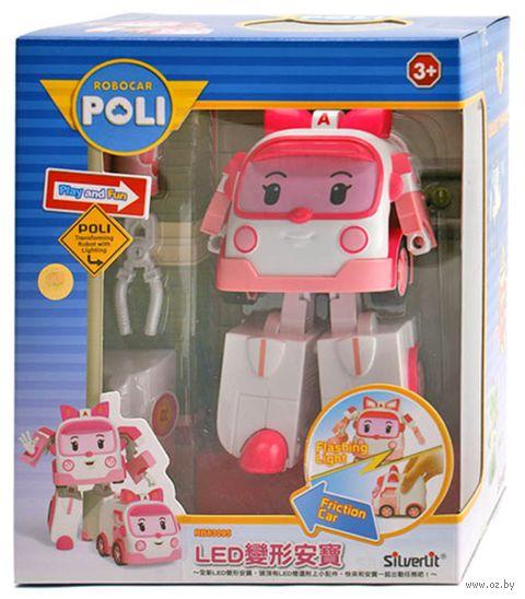 """Робот-трансформер """"Эмбер"""" (со световыми эффектами) — фото, картинка"""