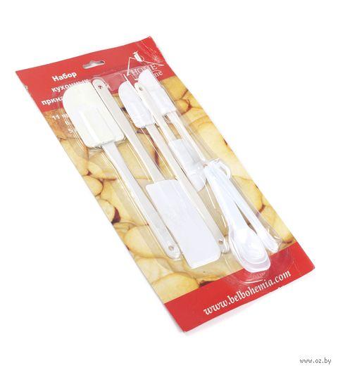 Набор кухонных принадлежностей пластмассовых (11 пр, арт. EZ-NM022)