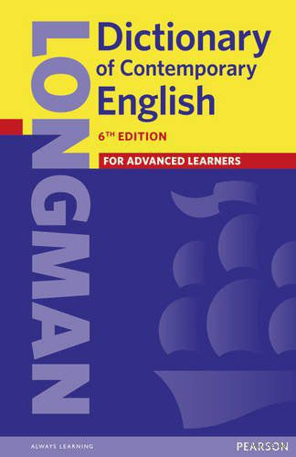 Longman. Dictionary of Contemporary English for Advanced Leaners