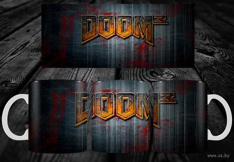 """Кружка """"Doom"""" (art.9)"""