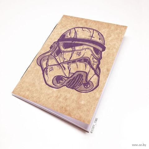"Блокнот крафт ""Звездные войны. Штурмовик"" (А5; арт. 106)"