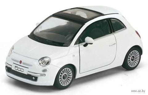 """Модель машины """"Fiat 500"""" (масштаб: 1/32) — фото, картинка"""