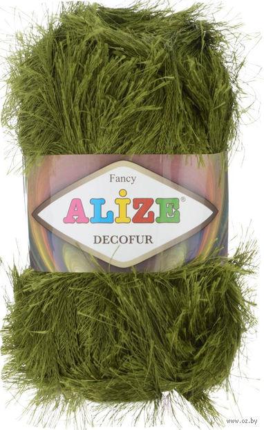 """Пряжа """"ALIZE. Decofur №322"""" (100 г; 110 м) — фото, картинка"""