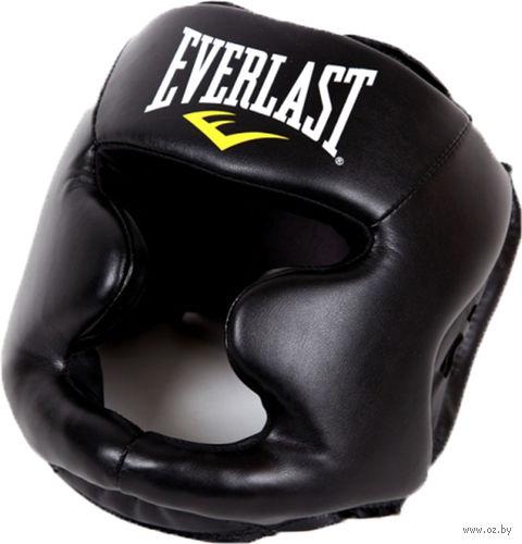 """Шлем закрытый """"Martial Arts full face"""" (L/XL; чёрный; арт. 7420LXLU) — фото, картинка"""