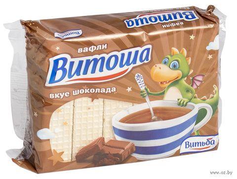 "Вафли ""Витоша. Вкус шоколада"" (143 г) — фото, картинка"