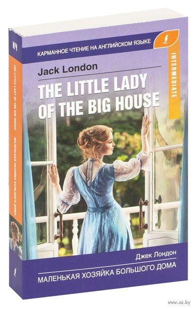 Маленькая хозяйка большого дома — фото, картинка