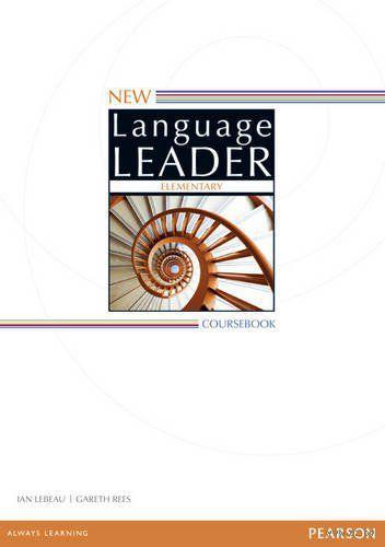 New Language Leader: Elementary Coursebook. Гарет Риз, Ян Лебо