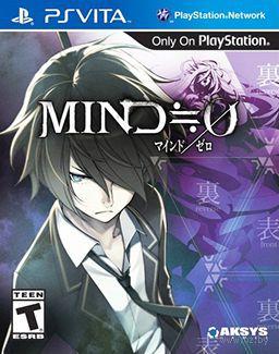 Mind Zero (PSVita)