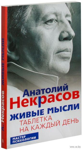 Живые мысли. Таблетка на каждый день (м). Анатолий Некрасов