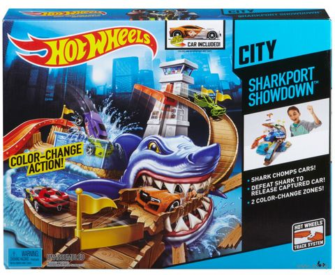 "Игровой набор ""Hot Wheels. Атака акулы"""