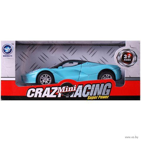"""Машинка инерционная """"Crazy Racing"""" (арт. DV-T-596) — фото, картинка"""