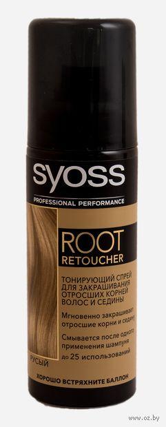 """Тонирующий спрей для волос """"Root retoucher. Русый"""" (120 мл) — фото, картинка"""