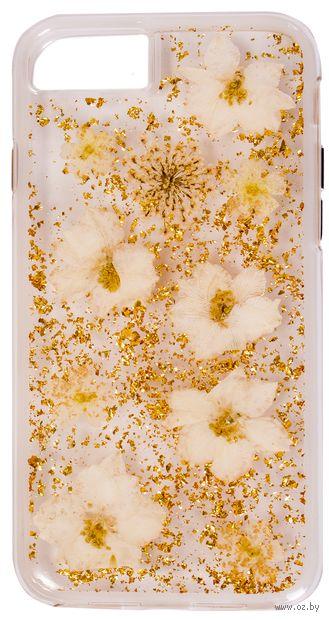Чехол Biggo для iPhone 7/8 (золотой) — фото, картинка