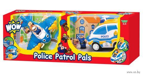 """Игровой набор """"Полицейский патруль"""" — фото, картинка"""