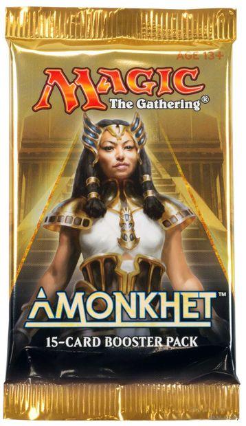 "Бустер ""Magic the Gathering. Amonkhet"" (15 карт) — фото, картинка"