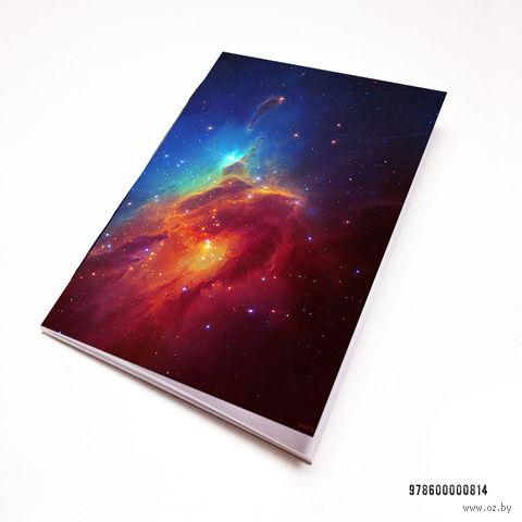 """Блокнот """"Космос"""" (А7; арт. 814) — фото, картинка"""