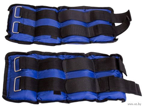 Утяжелители для ног 0,75 кг (пара; арт. 1,5kg) — фото, картинка