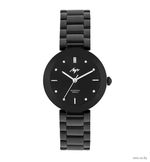 Часы наручные (чёрные; арт. 940027530) — фото, картинка