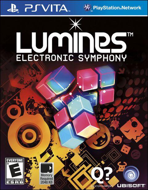 Lumines: Electronic Symphony (PSV)