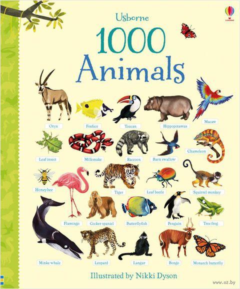 1000 Animals — фото, картинка