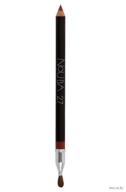 """Карандаш для губ """"Lip pencil with applicator"""" (тон: 27) — фото, картинка"""