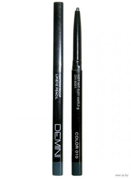 """Карандаш для глаз """"Waterproof Lip and Eye Pencil"""" водостойкий тон: 010 — фото, картинка"""