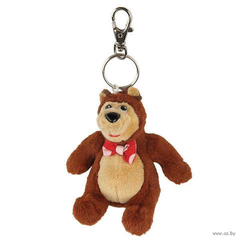 """Мягкая игрушка-брелок """"Медведь"""" (10 см)"""