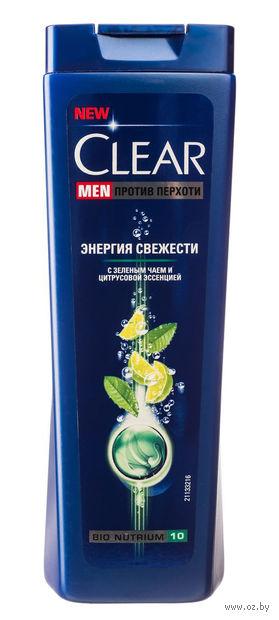 """Шампунь для волос """"Энергия свежести"""" (200 мл)"""