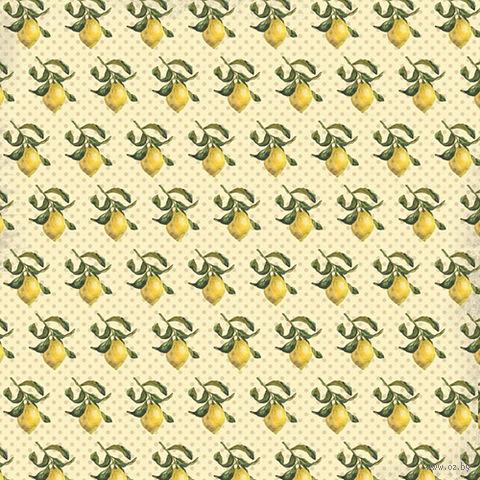 Бумага для скрапбукинга (арт. NY019)
