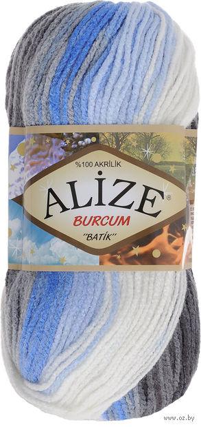 "Пряжа ""ALIZE. Burcum Batik №4693"" (100 г; 210 м) — фото, картинка"
