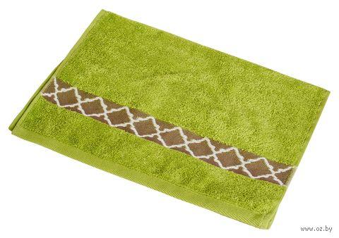 """Полотенце махровое """"Таллин"""" (35х70 см; травяное) — фото, картинка"""