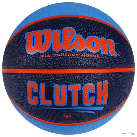 """Мяч баскетбольный Wilson """"Clutch 285"""" №6 — фото, картинка"""