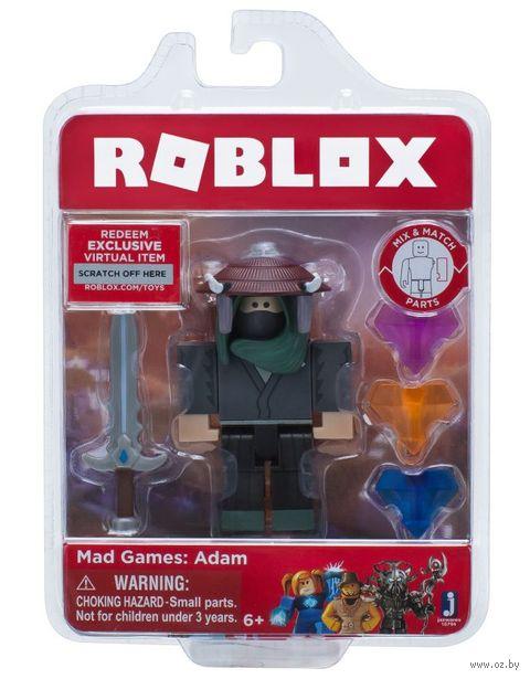 "Фигурка ""Roblox. Безумные Игры: Адам"" — фото, картинка"