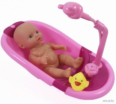 Пупс с ванночкой (арт. 8917) — фото, картинка