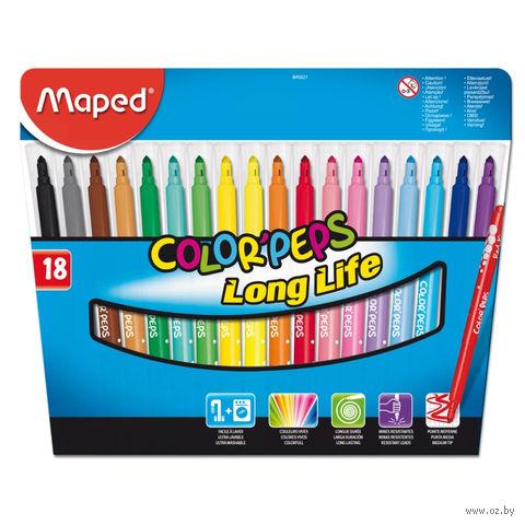 """Фломастеры """"Color Peps"""" (18 цветов)"""